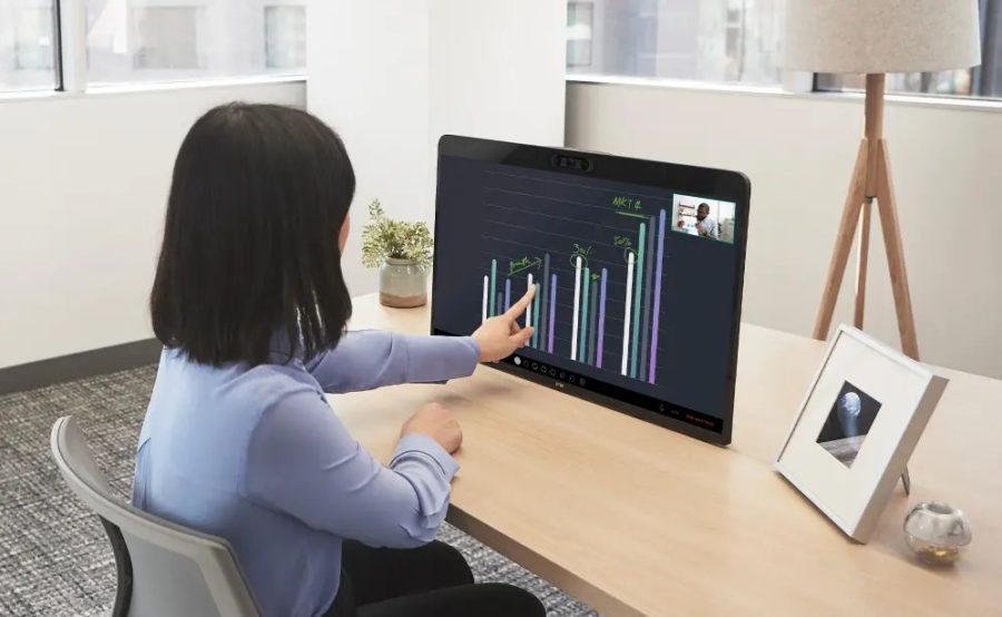 nuevo monitor zoom home