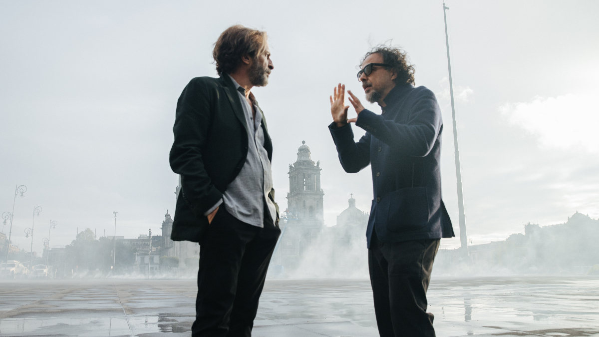 Alejandro González Iñárritu nueva película