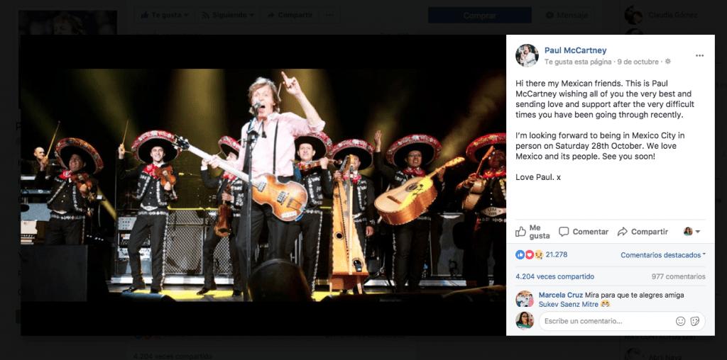 bandas-artistas-musicos-apoyaron-mexico-sismo-19-s